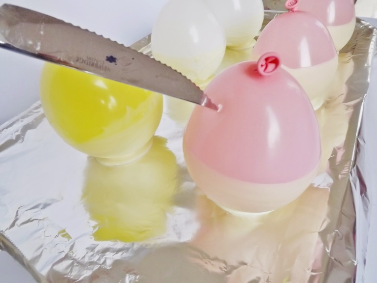 Bursting Balloon Craft
