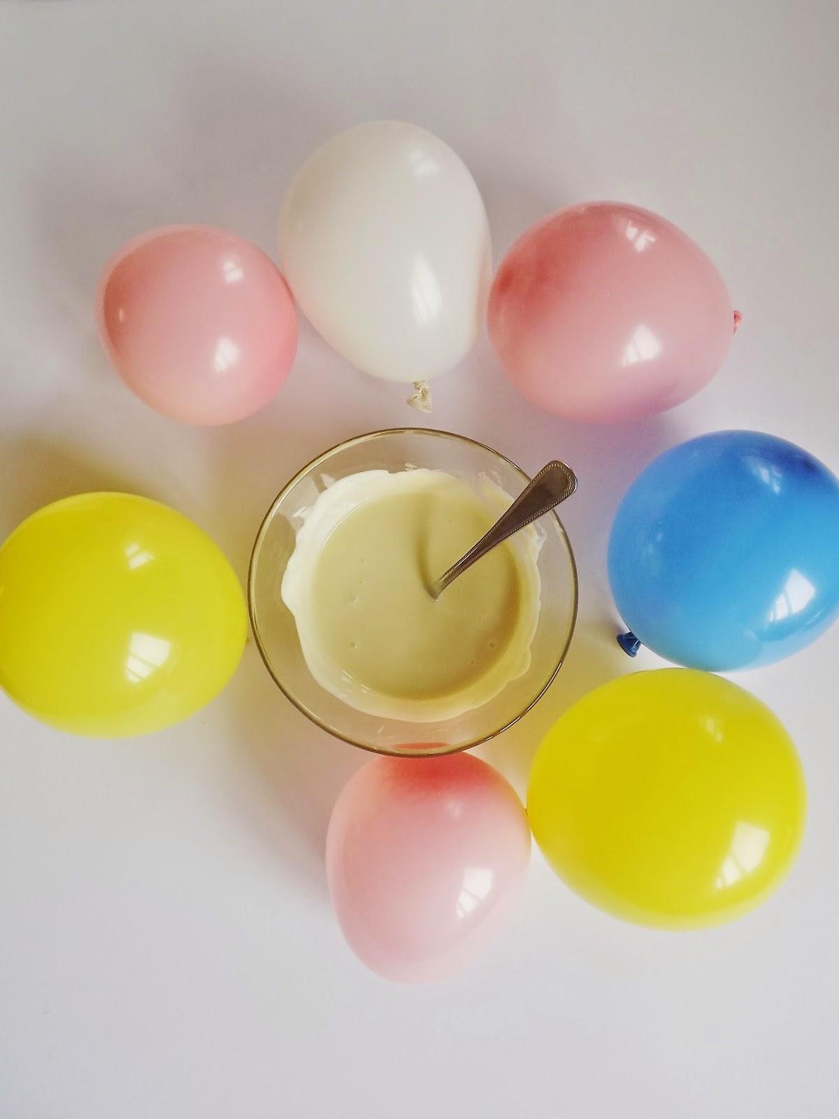 Balloon dipping craft